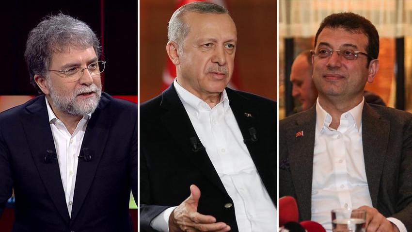 Ahmet Hakan:  Ya Reisçi olacaksın ya da Ekremci…