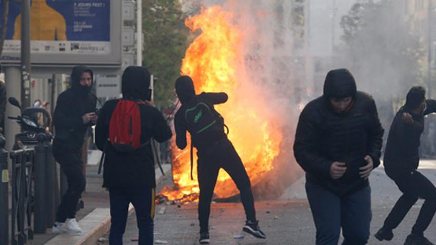 Fransa yine karıştı!