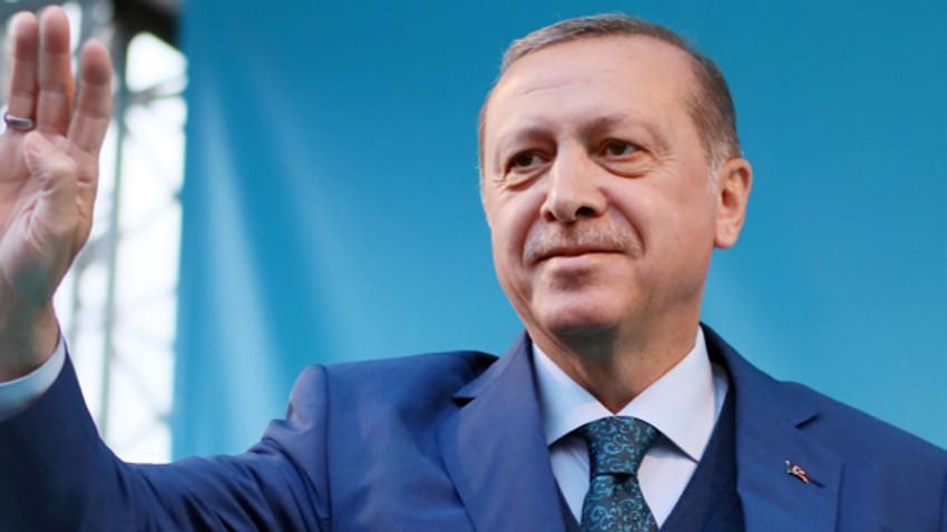 Erdoğan dev projeleri hizmete açacak