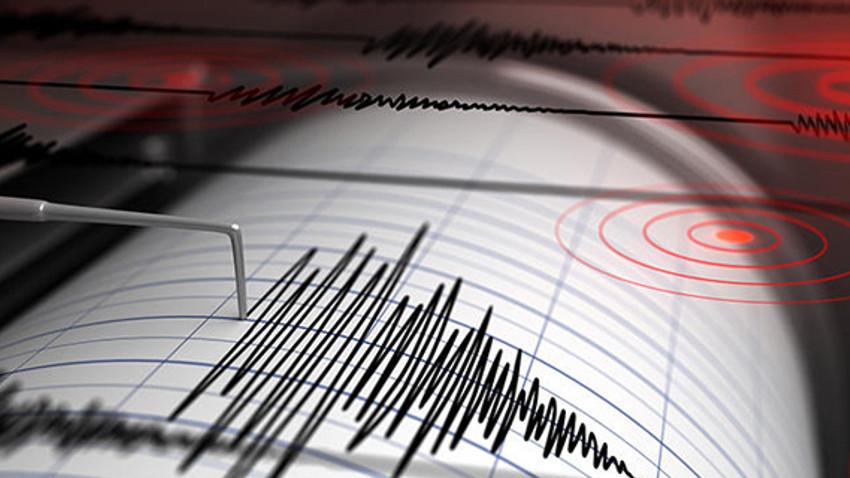 Bursa'da 3,8 büyüklüğünde deprem