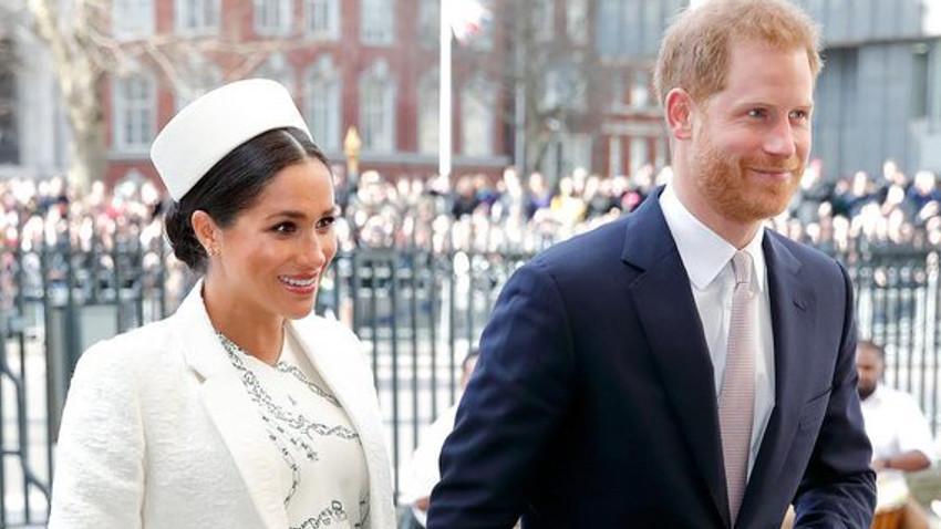 Prens Harry ile Meghan Markle'ın ilk çocukları dünyaya geldi