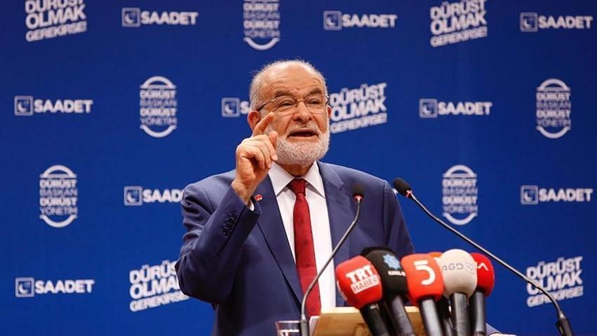 Karamollaoğlu: İstanbul seçimleri için karar vermedik