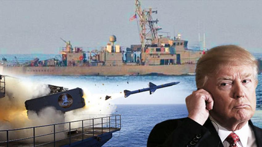 ABD Orta Doğu'ya savaş gemisi ve Patriot bataryası sevk etme kararı aldı