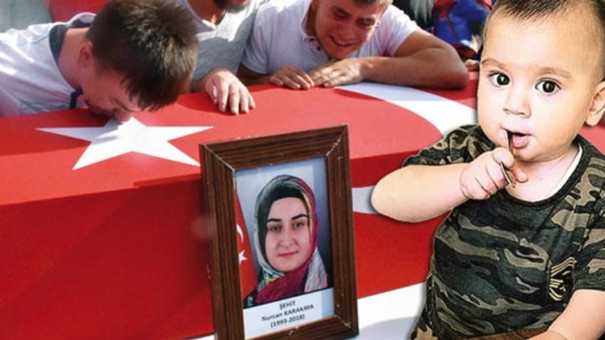 Bedirhan bebeğin katili PKK'lı terörist yakalandı