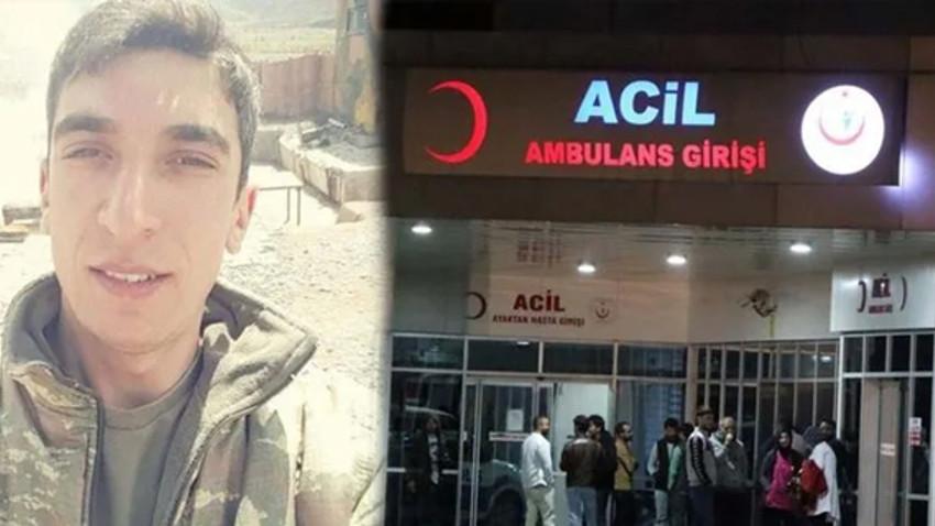 Tunceli'de intikal sırasında dereye düşen Uzman Çavuş şehit oldu
