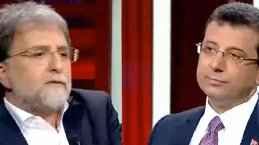 """Ahmet Hakan esti gürledi """"Dinle beni ey iki taraf"""""""