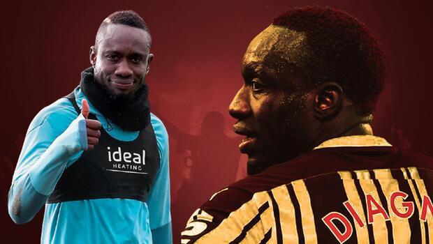Son dakika: Galatasaray'da Mbaye Diagne piyangosu! Gelecek parayla 2 oyuncu...