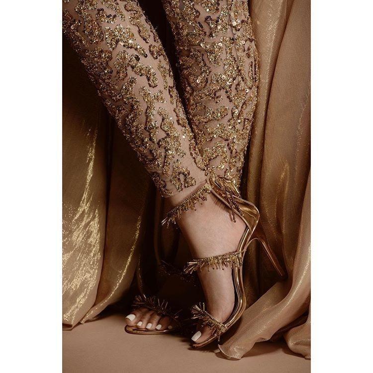 Beyonce, Azeri Türk modacı Rufat İsmayil'in özel tasarım ayakkabısını giydi - Sayfa 4
