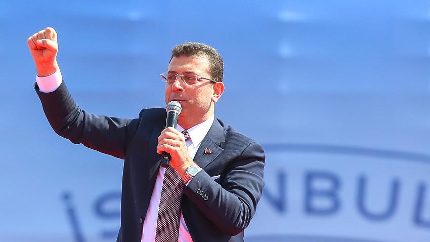 İmamoglu  seçim öncesi yeni projelerini açıkladı:  Dar gelirli aileler 500 TL - 1000 TL arasında kirayla oturabilecek