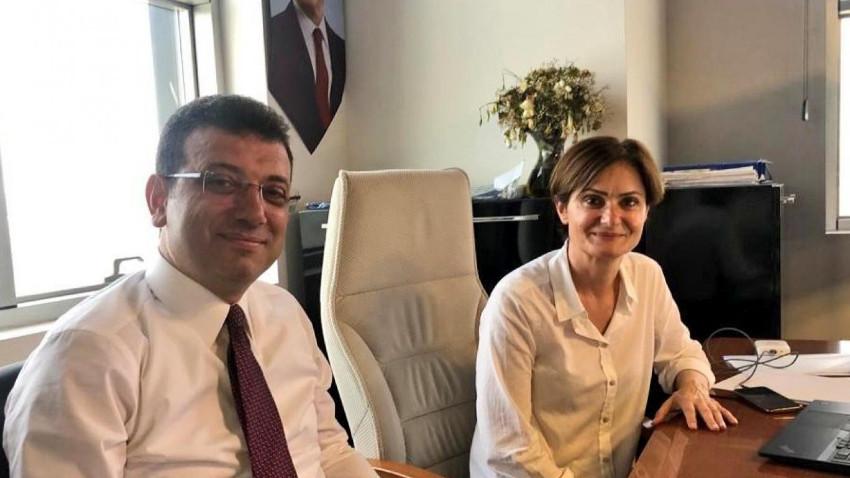 CHP İstanbul: Hazırız, başlıyoruz