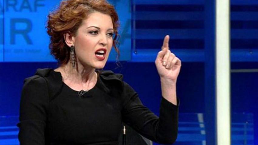 Alçı: Böyle çirkin bir saldırı mini etekli bir kadına yapılsaydı FOX ve Sözcü ortalığı inletecekti
