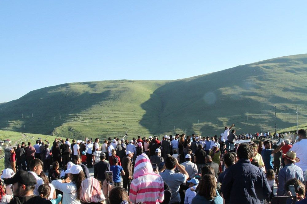 Ardahan'da 'Atatürk'ün silüeti' koruma altına alındı - Sayfa 1