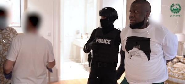 Nijeryalı fenomene operasyon: 30 milyon sterlin ile yakalandı - Sayfa 2