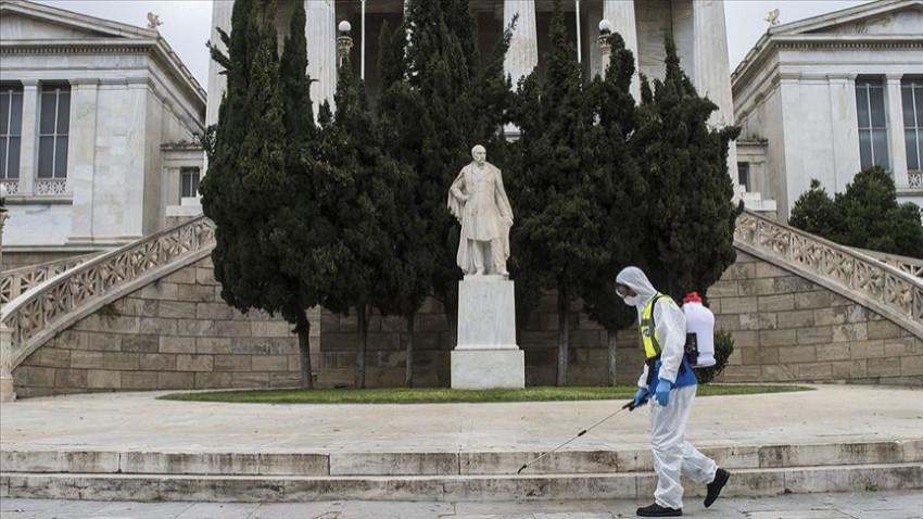 Yunanistan, Türkiye'yle sınırlarını 1 Temmuz'da açıyor