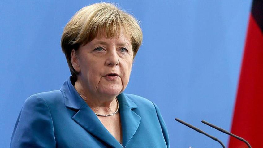 Merkel: Daha önce görülmemiş sorunlarla karşı karşıyayız