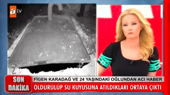 ATV Müge Anlı'da Figen Karadağ ve oğlu Mert Karadağ cinayetinde itiraf geldi! - Sayfa 4