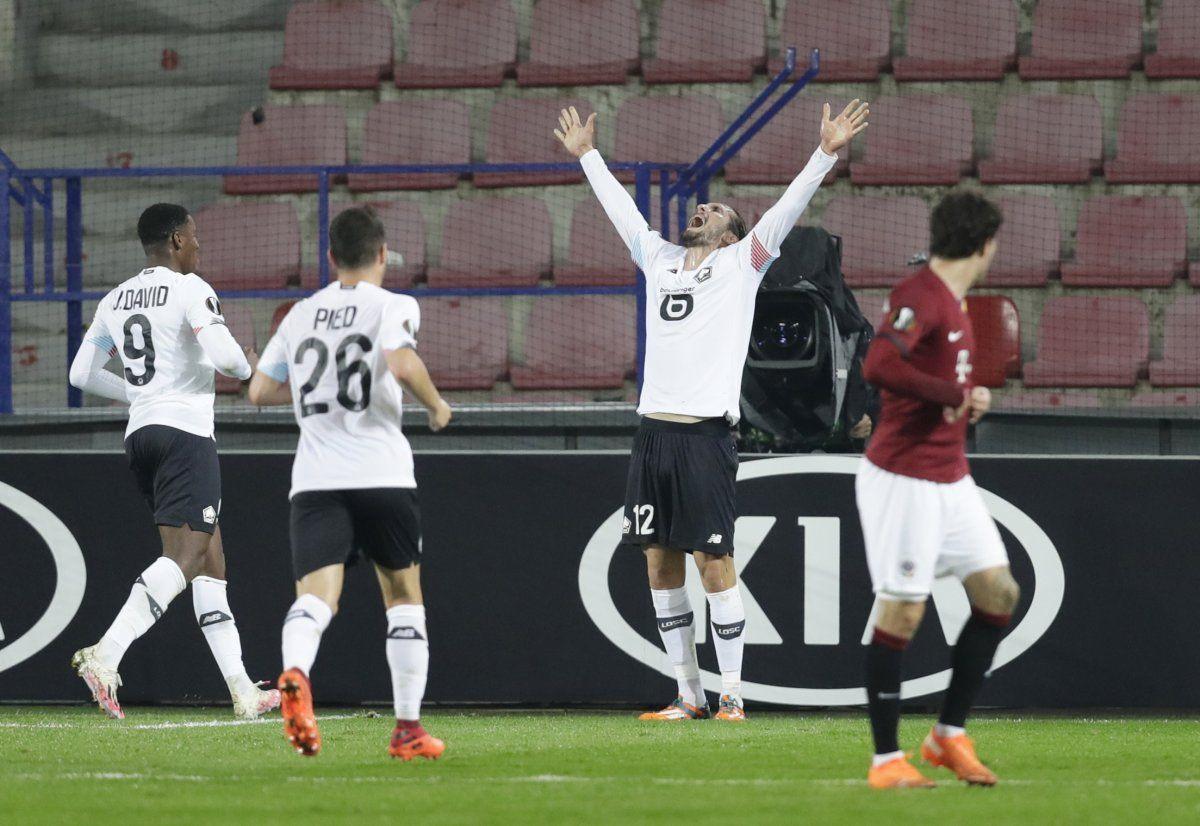 Yusuf Yazıcı'dan Avrupa Ligi'nde gol resitali - Sayfa 1