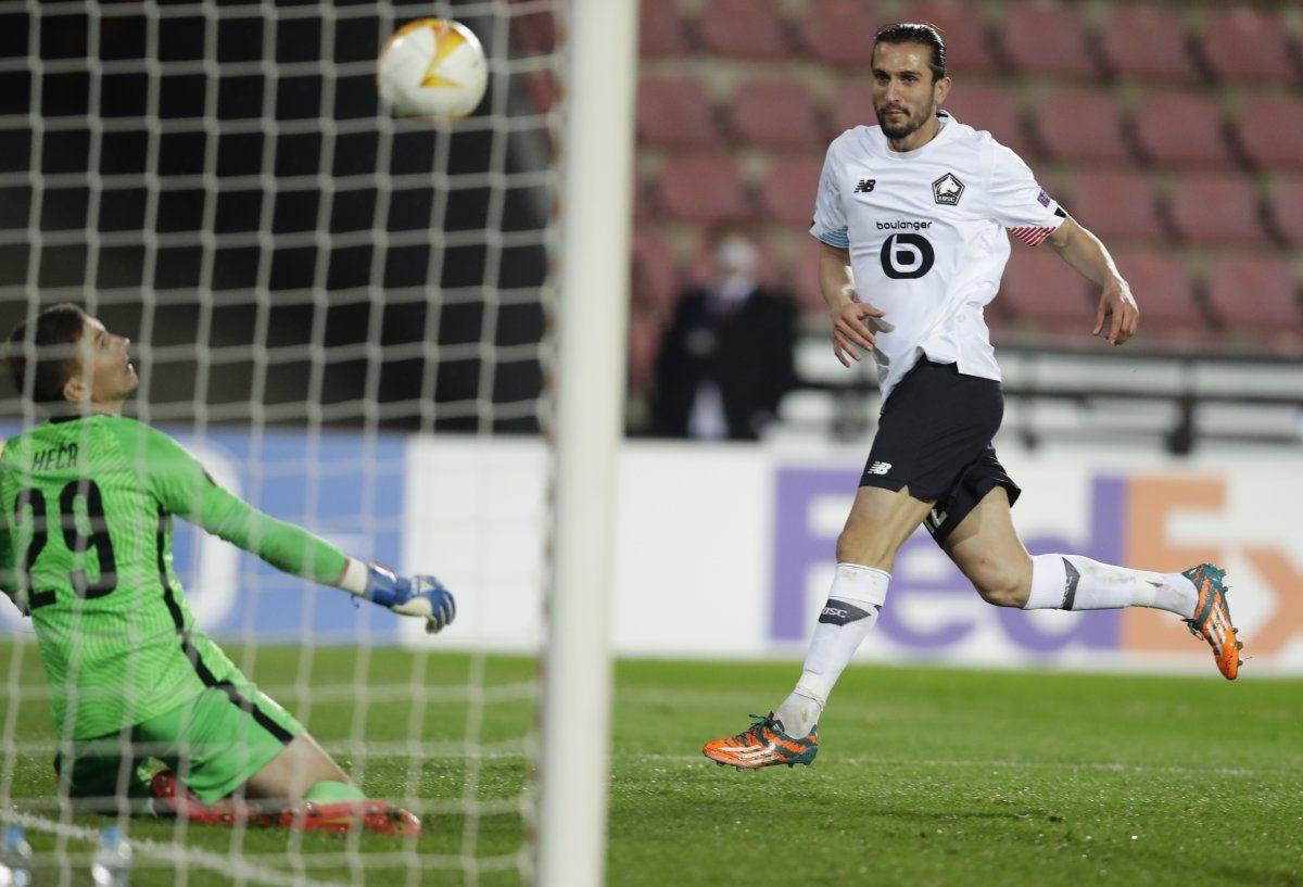 Yusuf Yazıcı'dan Avrupa Ligi'nde gol resitali - Sayfa 2