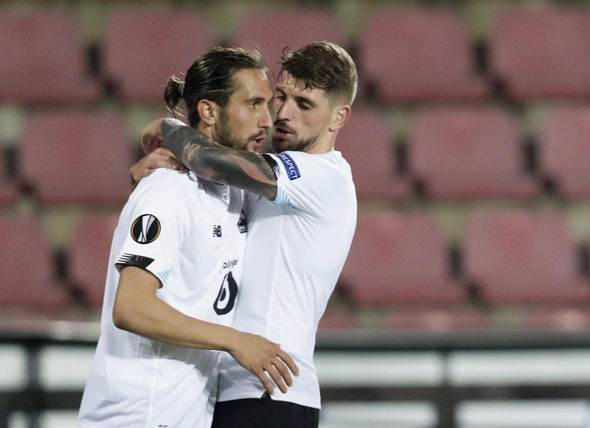Yusuf Yazıcı'dan Avrupa Ligi'nde gol resitali - Sayfa 4