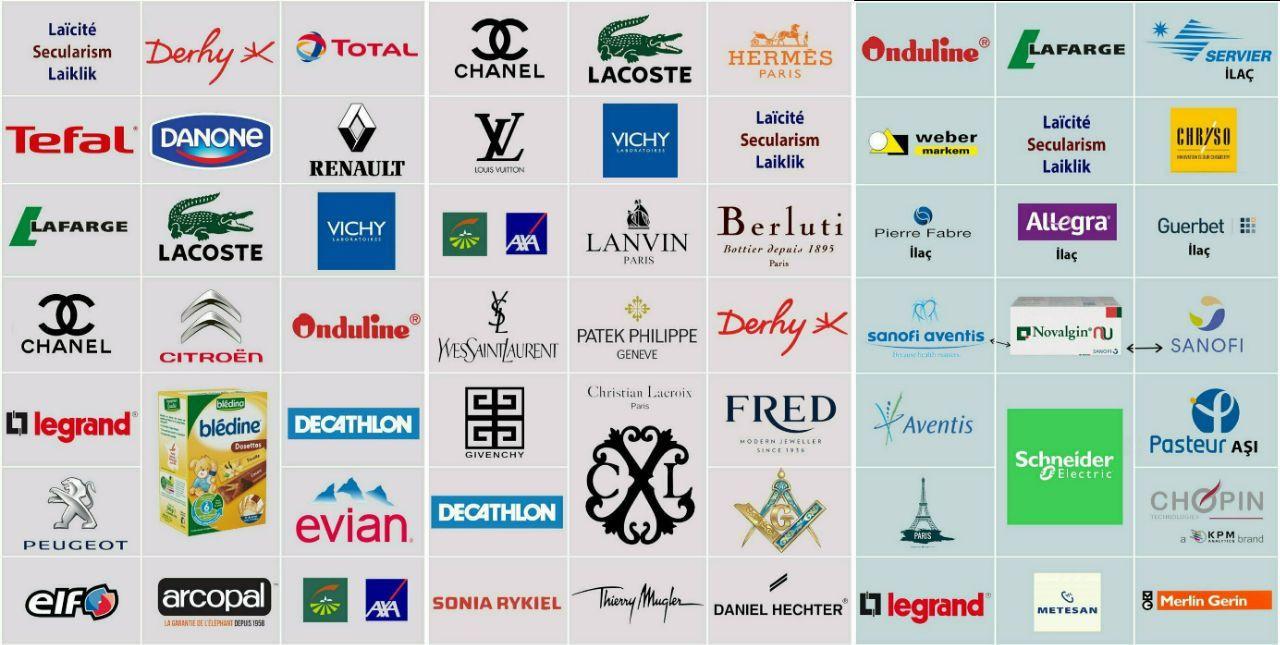 Erdoğan boykot çağrısı yapmıştı…İşte Türkiye'deki Fransız marka ve ürünleri - Sayfa 2