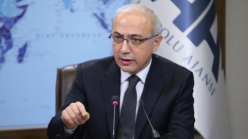 Yeni Hazine ve Maliye Bakanı Lütfi Elvan