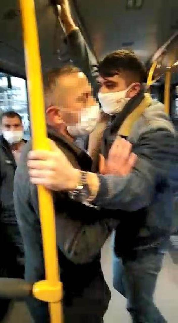 Otobüste kadınlara bakarak kendisini tatmin etti! Savunması pes dedirtti - Sayfa 2