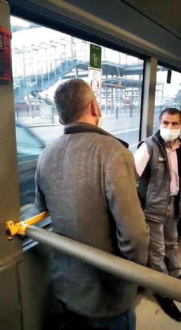Otobüste kadınlara bakarak kendisini tatmin etti! Savunması pes dedirtti - Sayfa 3