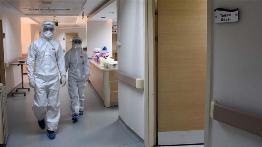 Koronavirüs salgınında Türkiye'de bugünkü hasta sayısı 2693 oldu
