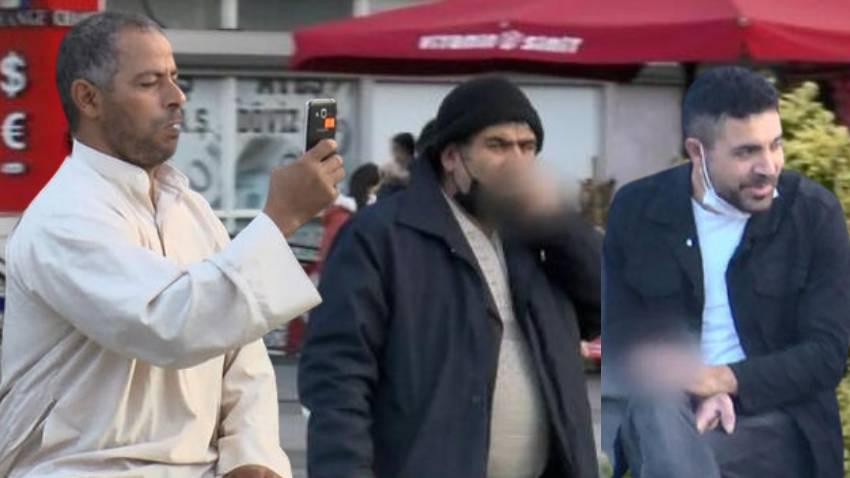 Sokak ve meydanlarda sigara içme yasağı delindi