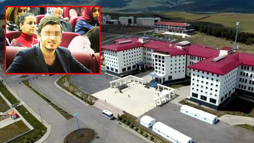Ardahan Üniversitesinde tacizci hoca skandalı! Görevden alındı