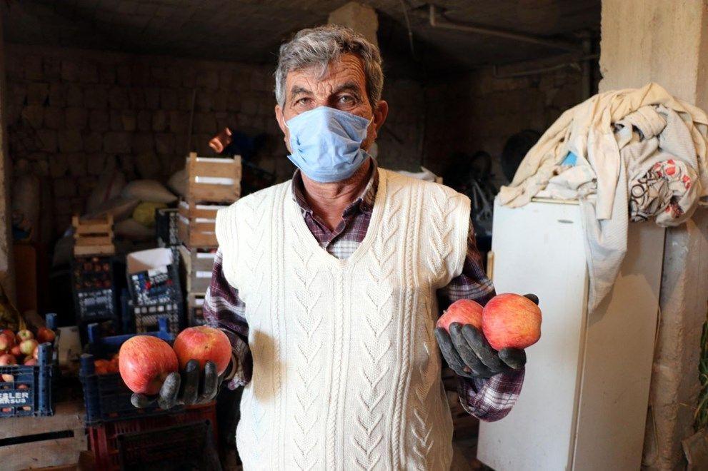 Çürük elmadan meyve suyu iddiası gerçek çıkmadı - Sayfa 1