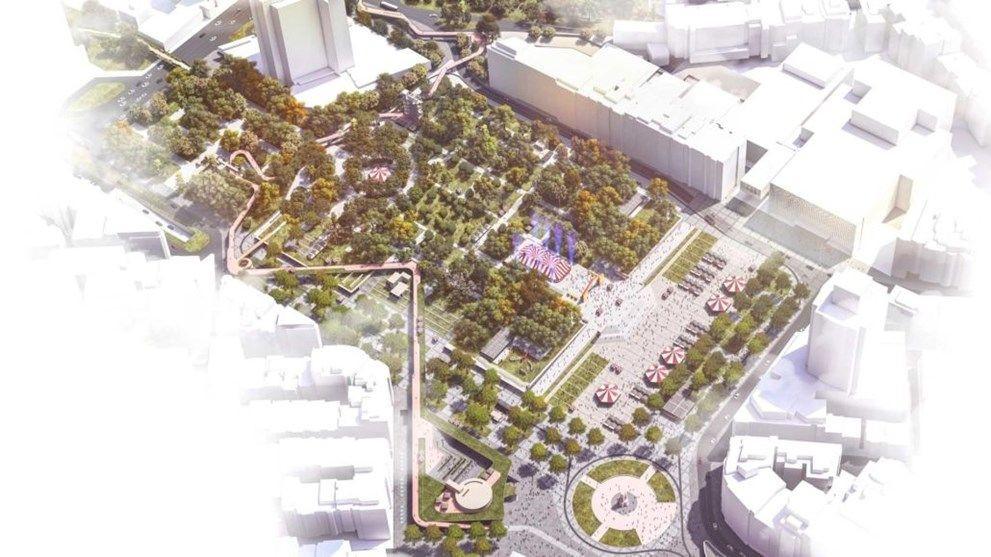 Taksim Meydanı böyle olacak - Sayfa 3