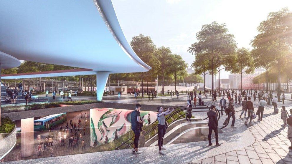 Taksim Meydanı böyle olacak - Sayfa 1