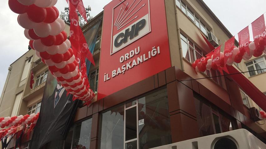 CHP'de koronavirüs şoku