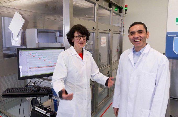 Pfizer ve BioNTech, aşı çalışmalarının yeni sonuçlarını açıkladı: Koronavirüs aşısı yüzde 95 etkili - Sayfa 1