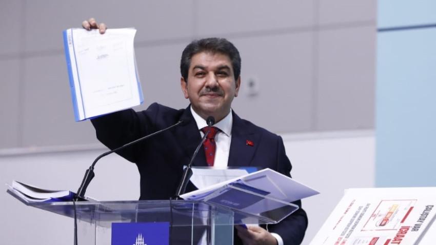 Tevfik Göksu'dan İBB bütçesine borçlanma eleştirisi