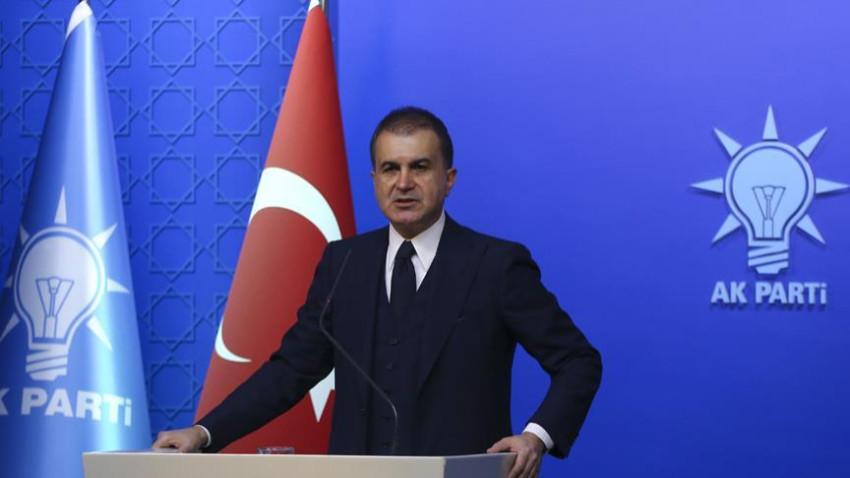 AK Parti Sözcüsü Ömer Çelik'ten, Pompeo'ya tepki
