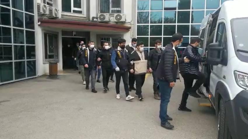 Casus yazılımı ile banka hesaplarını ele geçiren çeteye operasyon: 5 kişi tutuklandı