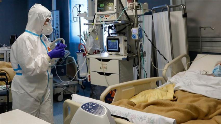 ABD'de hastane kapasiteleri dolmak üzere!