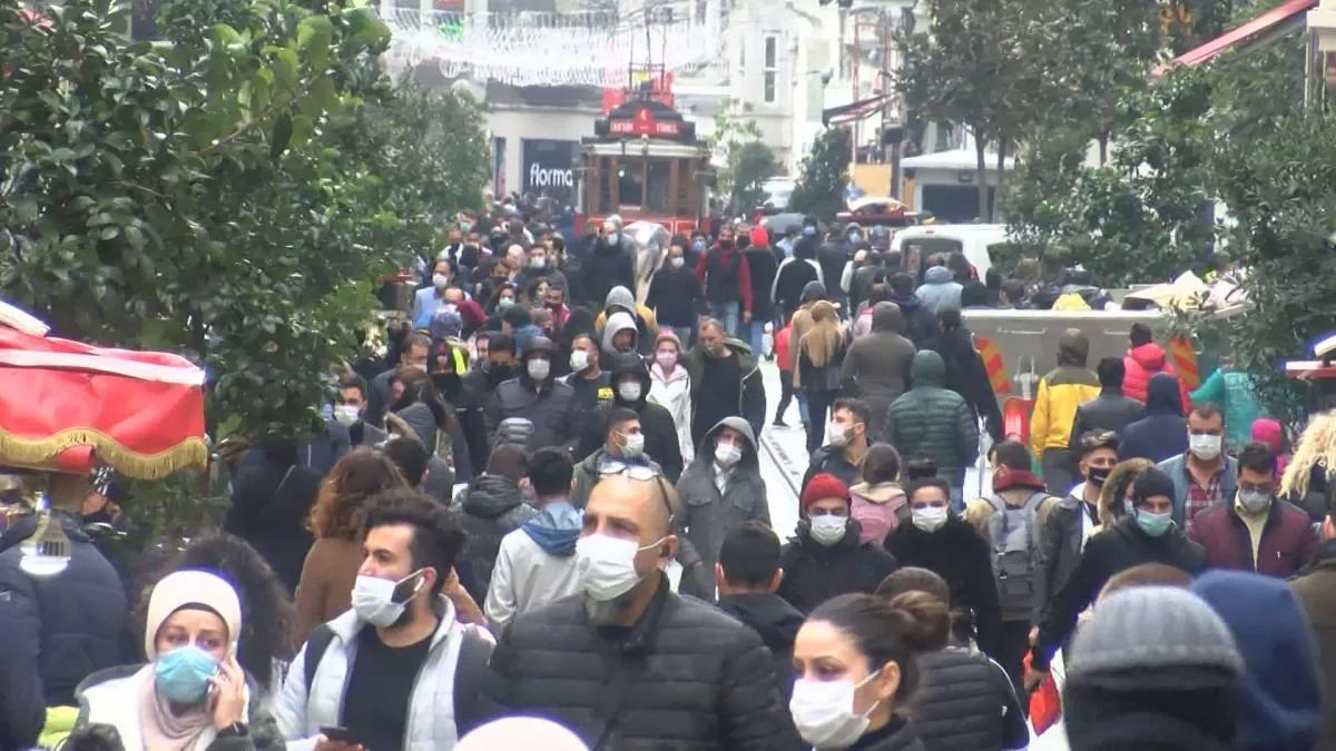 Taksim'de manzara aynı! - Sayfa 1