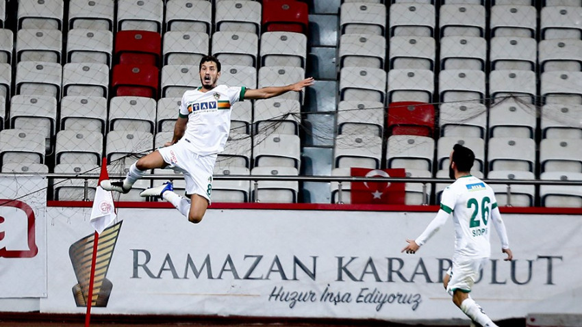Antalyaspor 0-2 Alanyaspor