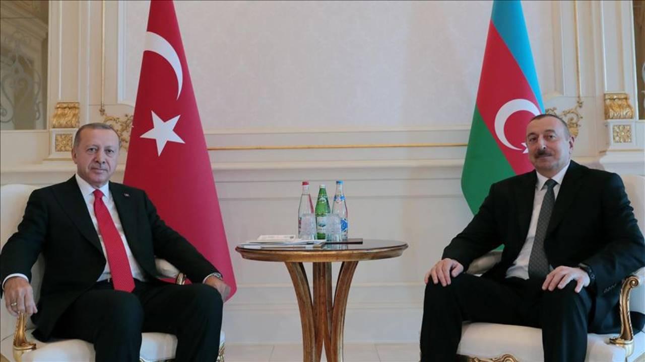 Cumhurbaşkanı Recep Tayyip Erdoğan Azerbaycan'a gidiyor!