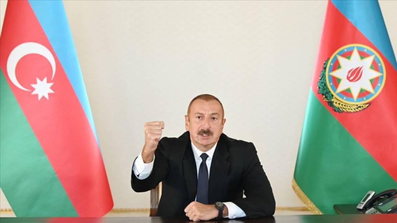 Ateşkesi bozan Ermenistan'a Aliyev'den çok sert uyarı!