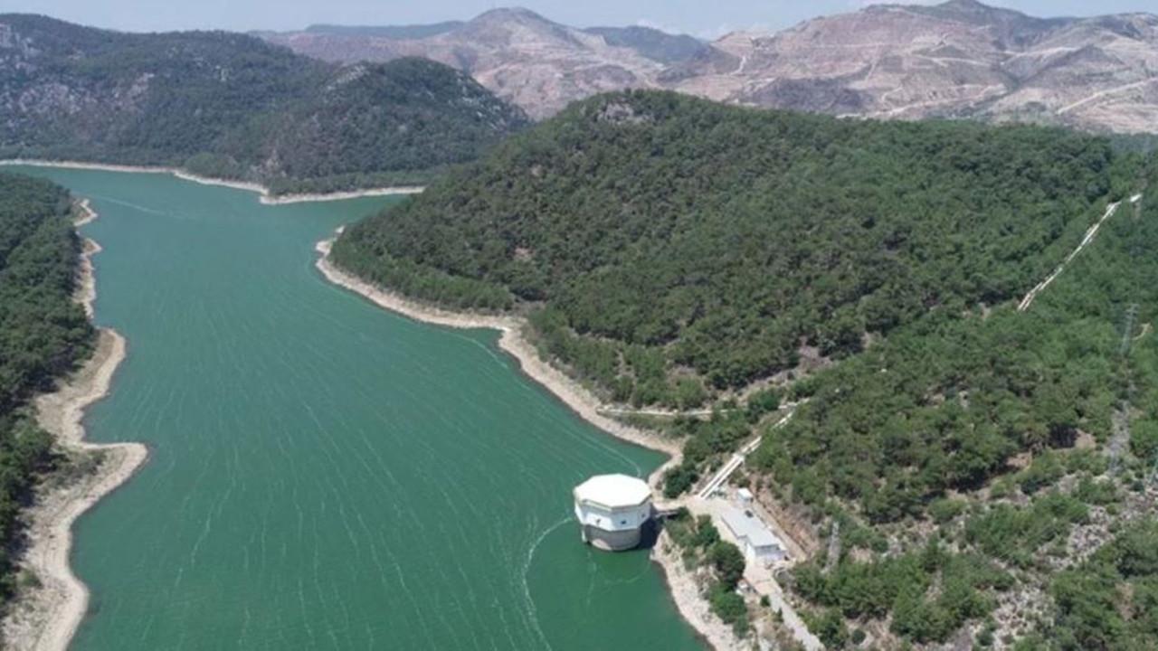 İzmir'de barajlar bir gecede doldu