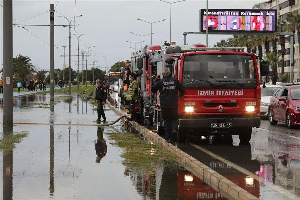 İzmir'de şiddetli fırtına - Sayfa 3