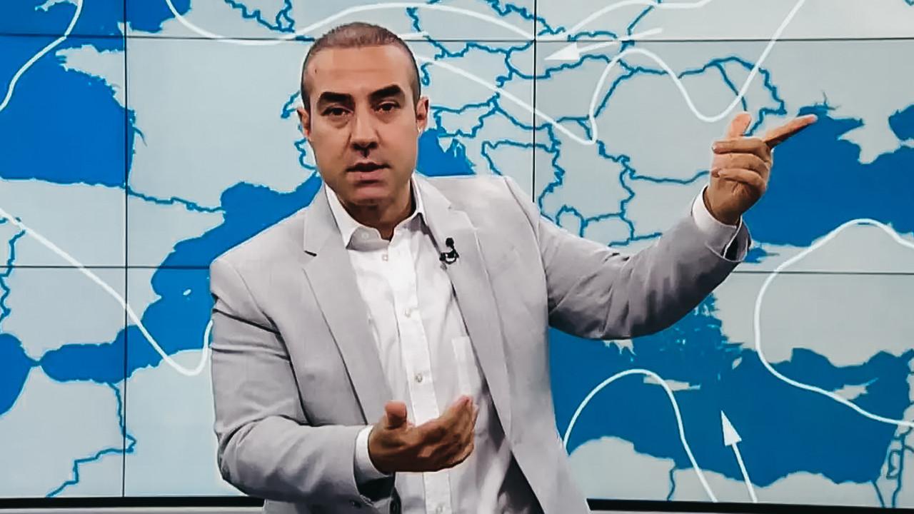CNN Türk'te medya dünyasını sarsan ayrılık kararı - Havayı Koklayan Adam bu sözlerle veda etti…