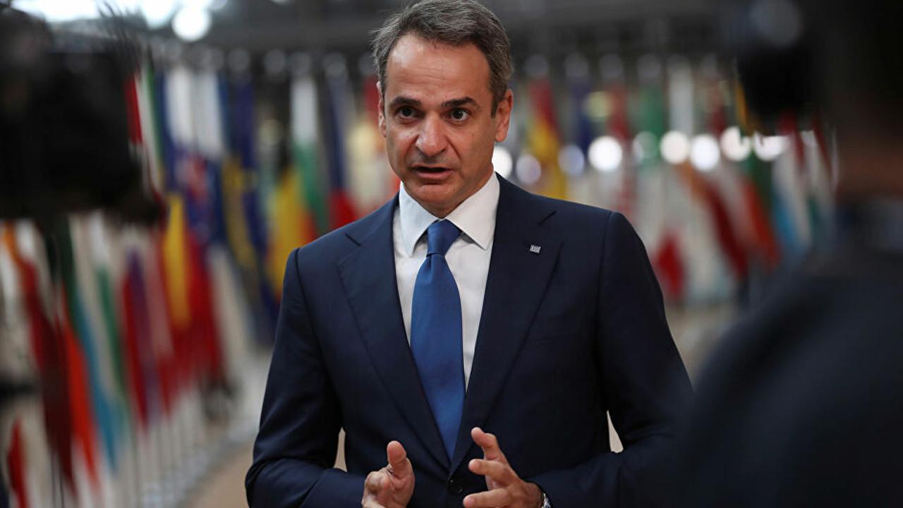 Yunanistan Başbakanı Miçotakis haddini aştı