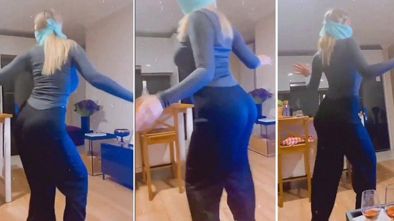 Dans videosunu paylaşan Habertürk spikeri kovuldu - Sayfa 1