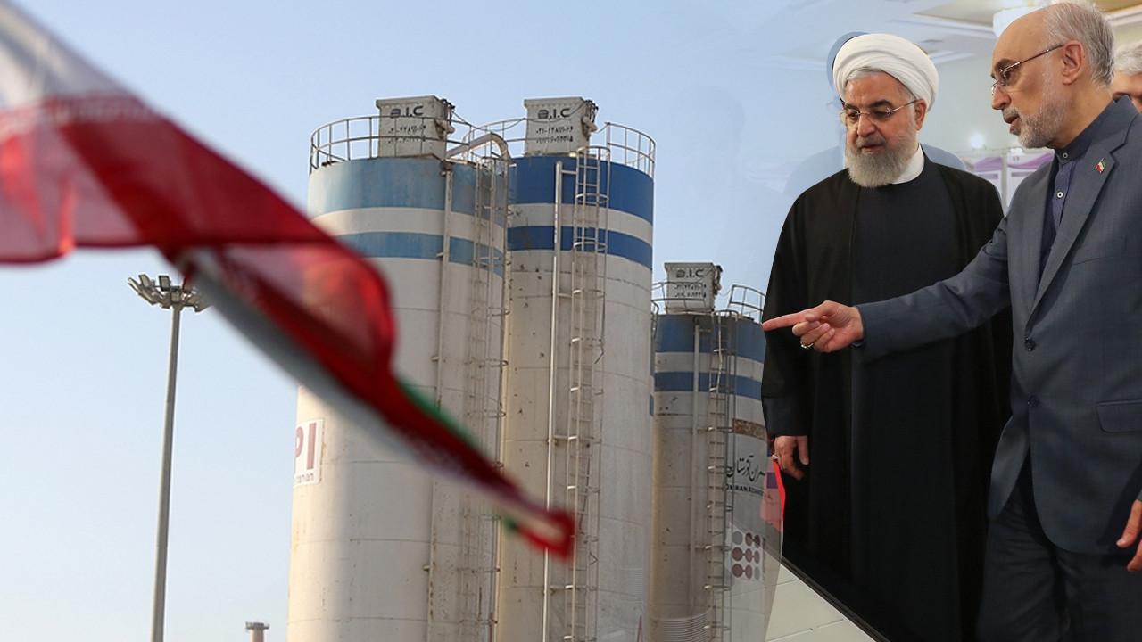 Uluslararası Atom Enerjisi Ajansı: İran, uranyum metali üretmeye başladı