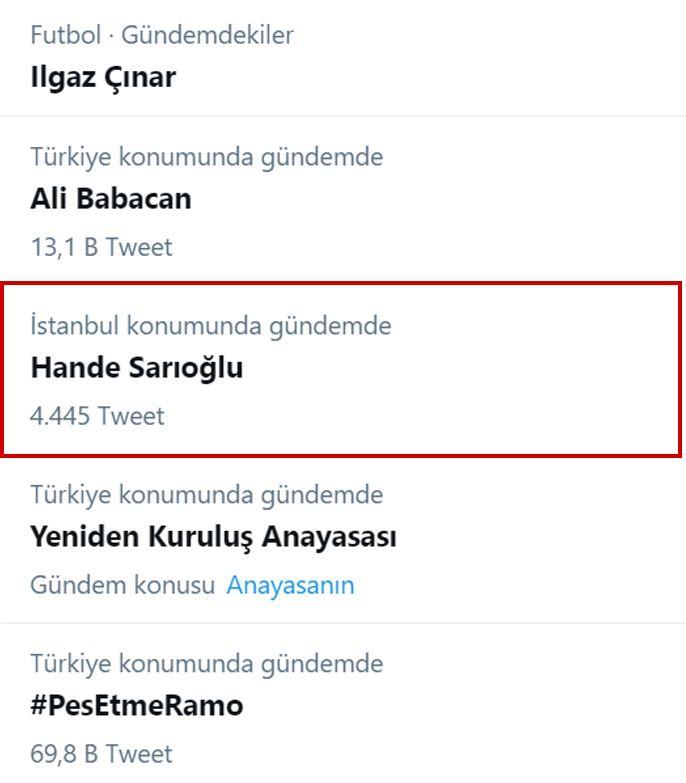 Hande Sarıoğlu o videonun devamını da paylaştı - 9 saatte 38 bin takipçi geldi - Sayfa 4